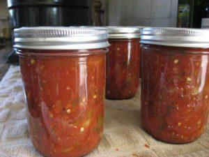 Make and Can Farm Salsa @ Massaro Community Farm