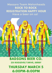 Rock to Rock Happy Hour @ Bad Sons Brewery