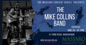 Massaro Concert Series- The Mike Collins Band